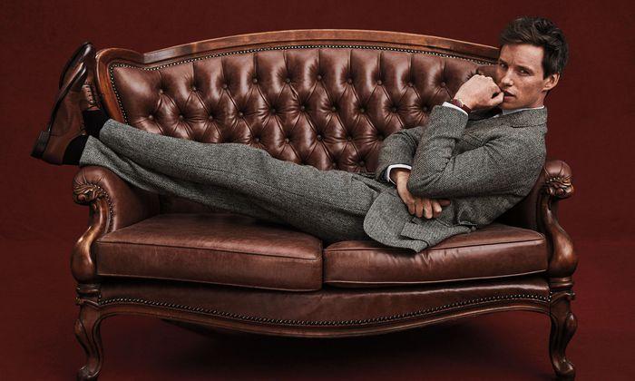 "Der erste Träger der Omega ""De Ville Trésor 125th Anniversary Edition"" steht schon fest: Hollywoodstar Eddie Redmayne."