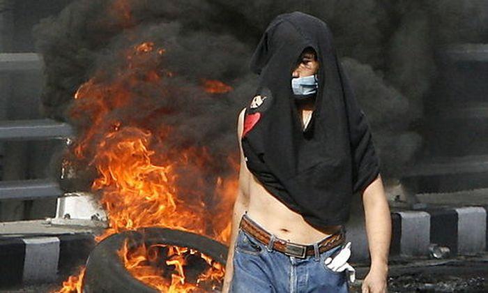 Schlacht um Bangkok ist nicht zu Ende