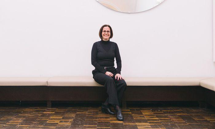 Maria Katharina Moser.