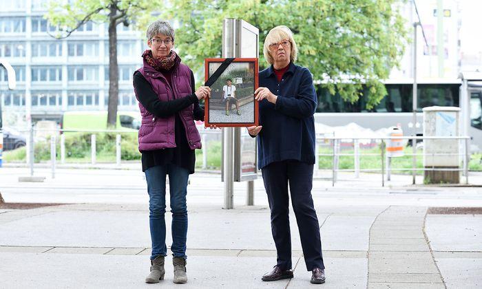 Heidi S. und ihre Mutter, Ursula. Sie waren Alis Quartiergeber – und Freunde.