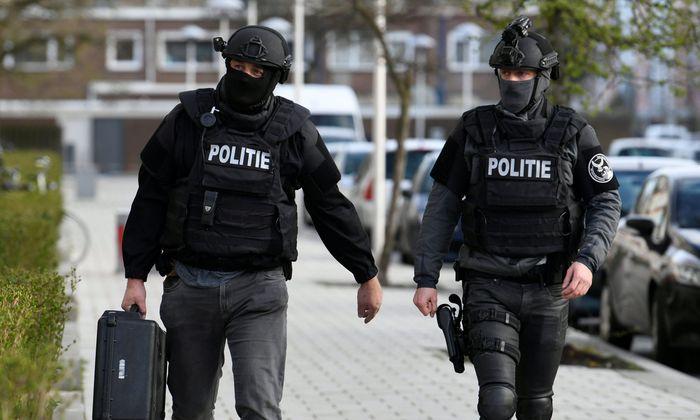 Polizeieinsatz in Utrecht