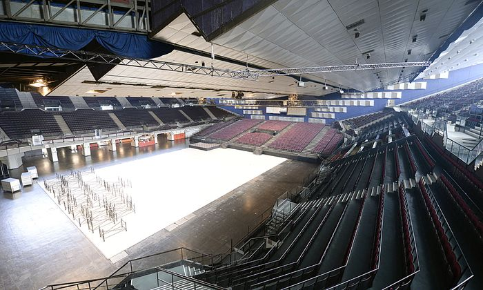 EUROVISION SONG CONTEST 2015: WIENER STADTHALLE
