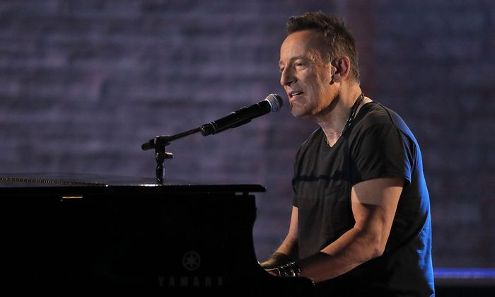Springsteen am Dienstag bei den Tony-Awards in New York