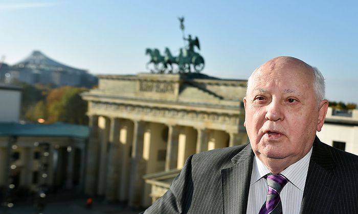 25 Jahre Mauerfall - Gorbatschow