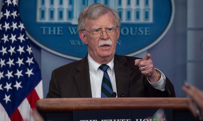 Sicherheitsberater John Bolton ist am Dienstag zurückgetreten