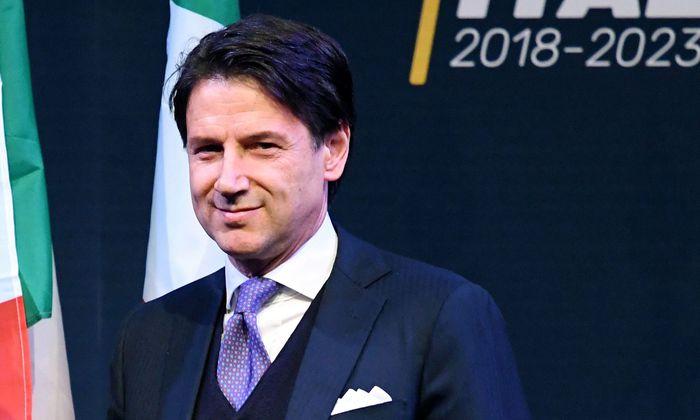 Die Meinungen zu Conte sind in Italien gespalten.