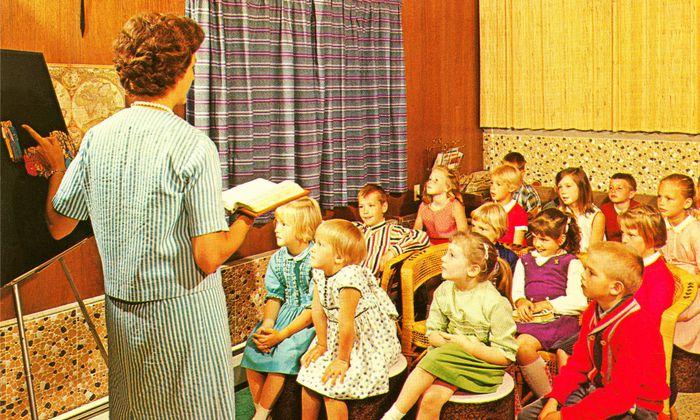"""Man kann nicht sagen, dass früher alles besser war"", sagt Bildungsforscher Manfred Prenzel."