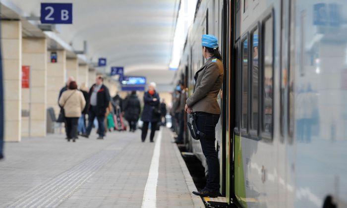 Die private Westbahn macht seit Ende 2011 den staatlichen ÖBB auf der Strecke Wien–Salzburg Konkurrenz.