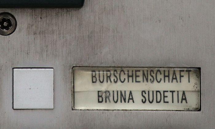Klingel der Burschenschaft Bruna Sudetia