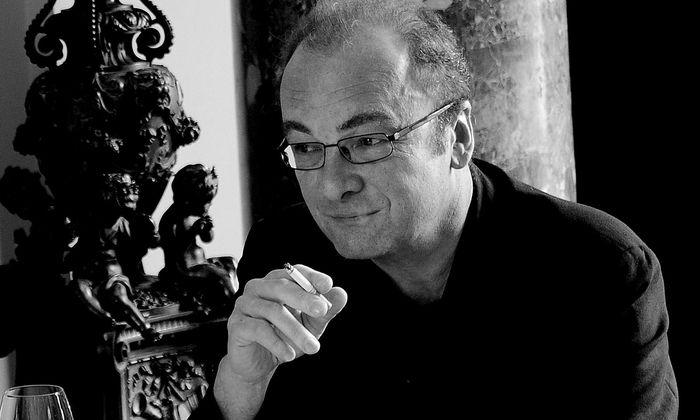 Ein brillanter Kopf, der polarisiert, der gern und oft Stellung bezieht: Robert Menasse.
