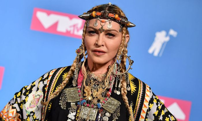"""Ob Madonna noch einmal Mode von """"Country of Milan"""" tragen wird?"""