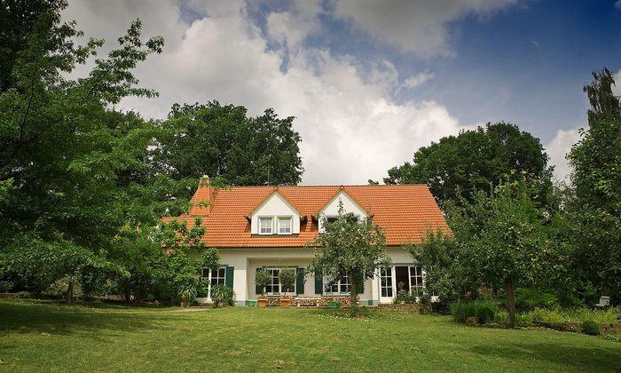 Haus im Gruenen