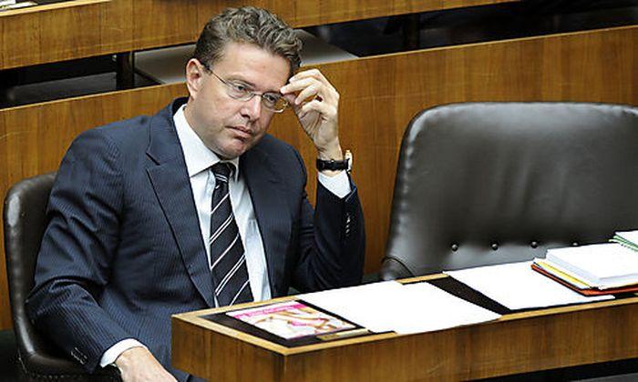 Nationalrat: Scheibner und Königshofer werden ausgeliefert