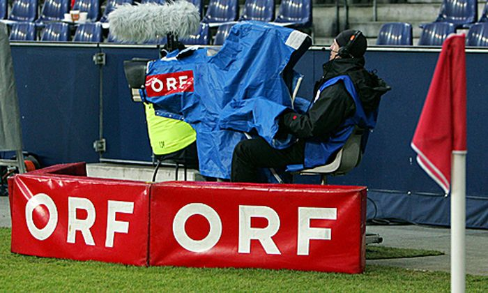 Salzburger FussballFans verletzten ORFMitarbeiter