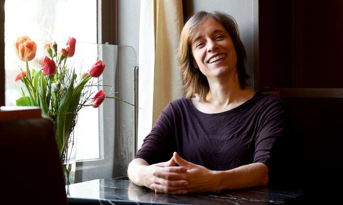Agnes Palmisano versucht, weniger auf die Vernunft und mehr aufs eigene Herz zu hören.