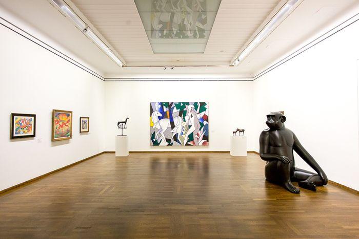 Ein eigenes Museum f�r die Heidi Horten Collection