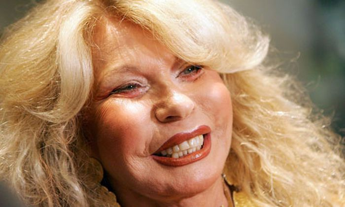 Jeannine Schiller Ungeschminkt