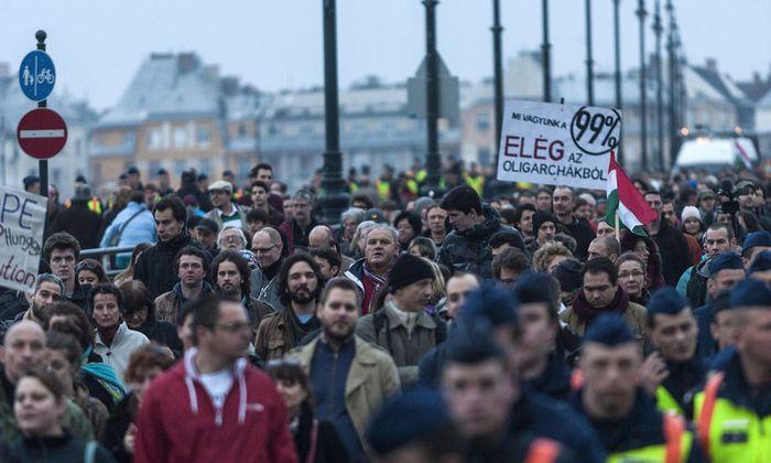 Verfassungsgericht Ungarn droht Entmachtung