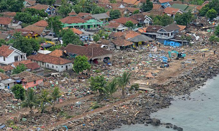 Ein Bild aus dem Dorf Way Muli im Süden der Region Lampung.