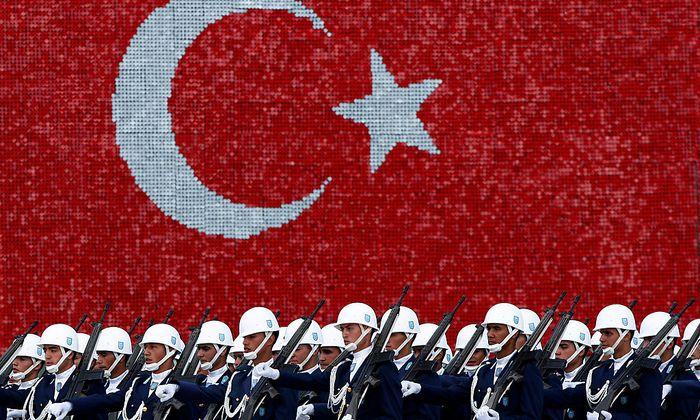 Europa blickt skeptisch in Richtung Türkei.