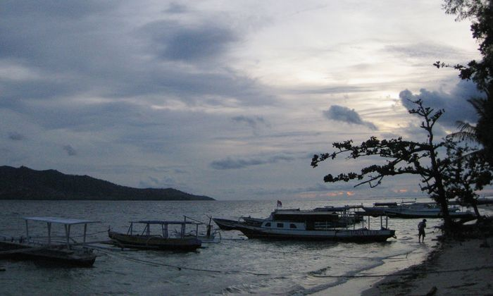 Strandidyll von Lombok