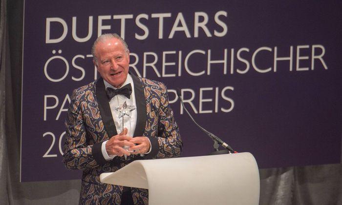 Der Ehrenpreis für besondere Leistungen ging an den Spanier Alberto Morillas.