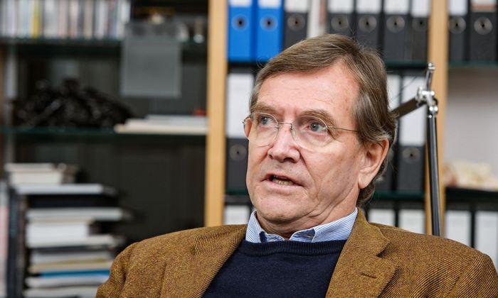 Architekt Hanno Schlögl