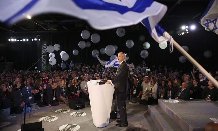 Israels neuer Starpolitiker: Benny Gantz