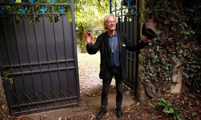 Peter Handke, Nobelpreisträger 2019