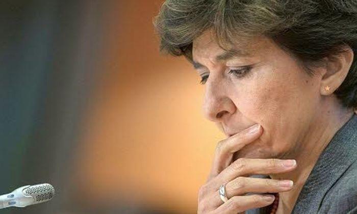 Sylvie Goulard konnte auch bei ihrer zweiten Anhörung im Europaparlament am Donnerstag keine Mehrheit überzeugen.
