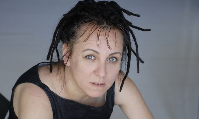 Mixt Mythos und Historie: Olga Tokarczuk.