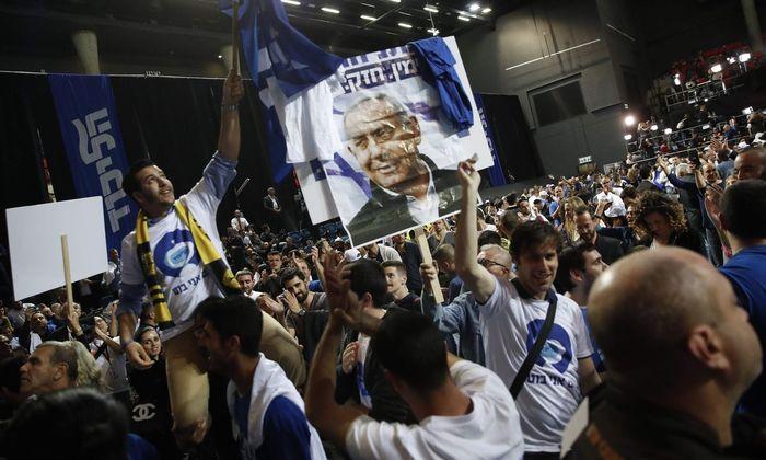 Amtsinhaber Netanjahu steht vor seiner fünften Amtszeit.