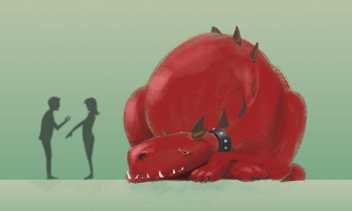 Das gezähmte Monster