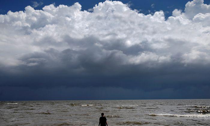 """""""Wenn Sie sehen wollen, wo die Erwärmung vor sich geht"""", rät die jüngste Klimaforschung, """"schauen Sie in die Ozeane!"""""""