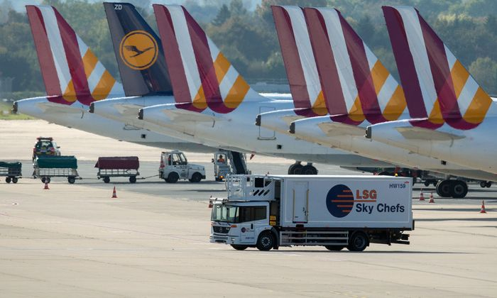 Do&Co zieht bei Lufthansa-Tochter LSG den Kürzeren