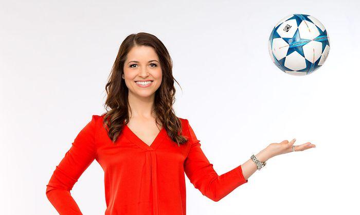 Orf Setzt Auf Frauen Bei Fussball Moderation Diepresse Com