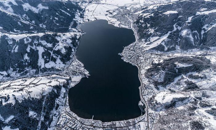 Zell am See ist der ideale Ort für Investoren: Die Immobilienpreise sind nicht so verrückt wie in Kitzbühel, es gibt Winter- und Sommertourismus.