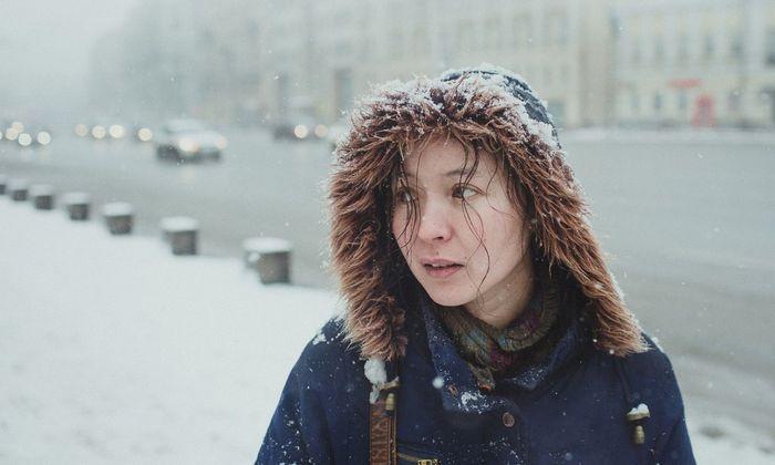 Die Kamera pickt unablässig auf ihr: Samal Yeslyamowa als junge Kirgisin Ayka.