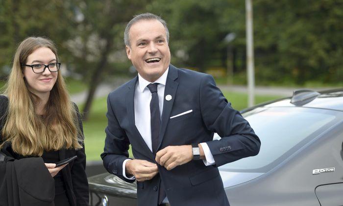 Nach den Parlamentssitzungen vergeht Finanzminister Eduard Müller möglicherweise das Lachen.