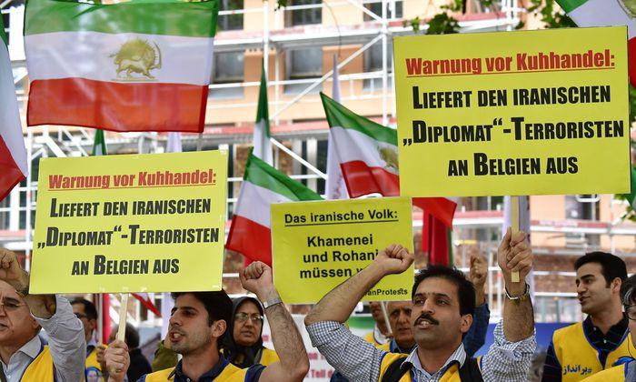 Der Nationale Widerstandsrat des Iran möchte die Auslieferung von Assadollah A. an Belgien verhindern.
