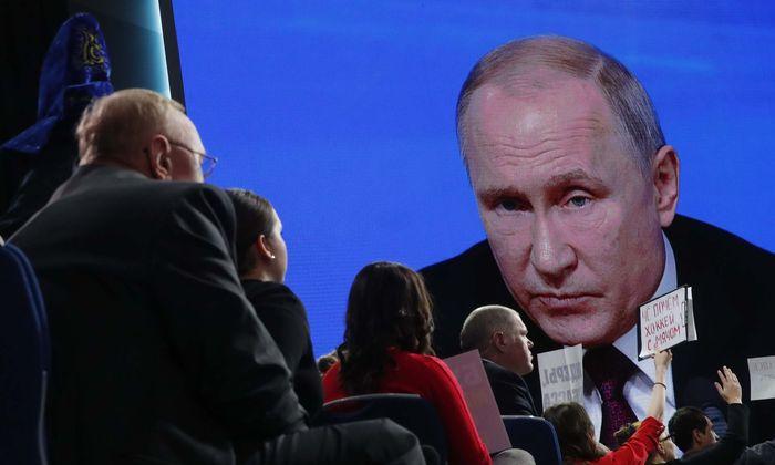 Putins vierte Amtszeit läuft: Kreml-Kreise debattieren schon heute, was an ihrem Ende geschehen soll.