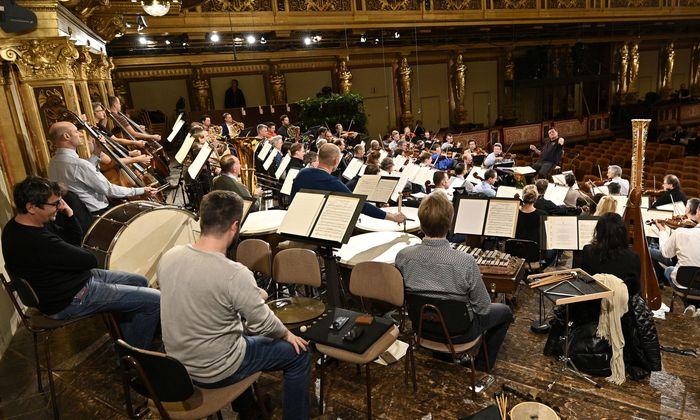 """Die Wiener Philharmoniker rufen eine eigene """"Orchesterakademie"""" ins Leben."""