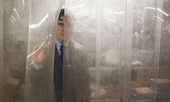 Letztlich dreht sich auch dieser Von-Trier-Film (mit Matt Dillon als Mörder) um von Trier.