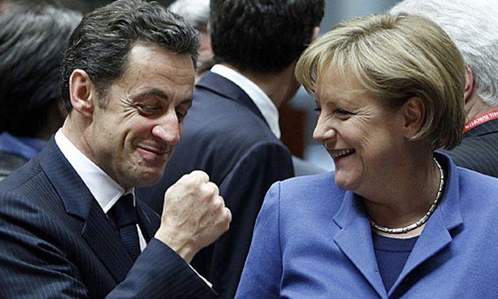 Krise Achse Zerbricht Europa