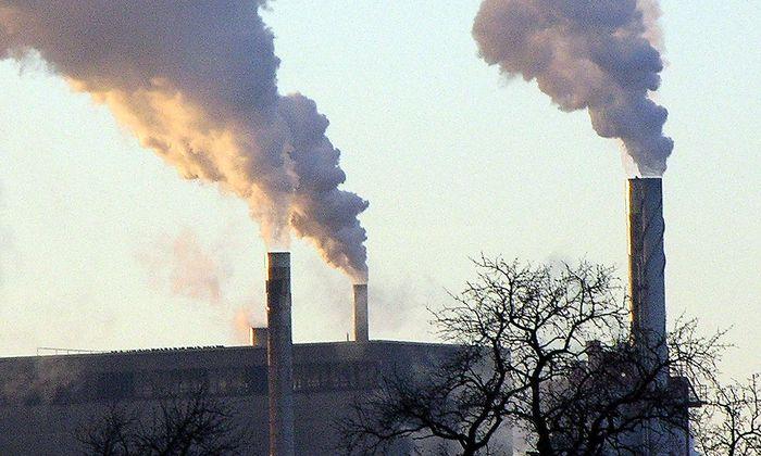 Rauchende Schlote / Smoking chimneys [