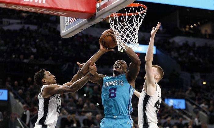 Spurs gegen Hornets