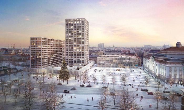 Das Turmprojekt beim Stadtpark ist ein Desaster der Wiener Planungspolitik.
