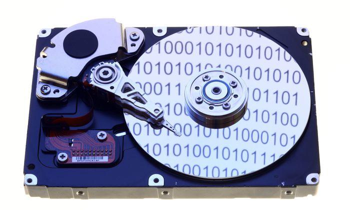 Computerfestplatte