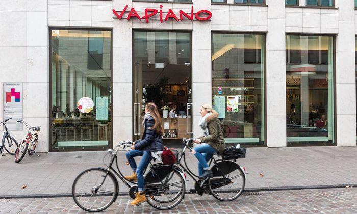 Vapiano eröffnet mehr Lokale.