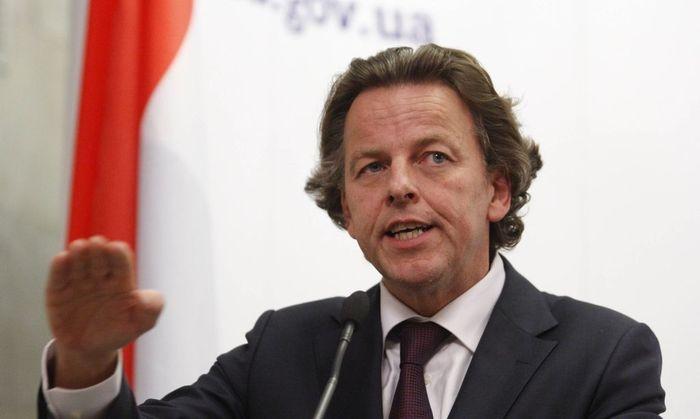 Niederländischer Außenminister Bert Koenders